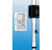 Travelsat maststicker