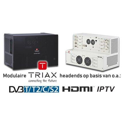 Tv systemen voor campings/vakantieparken, in short-stay complexen, hotels, ziekenhuizen en sportcentra.