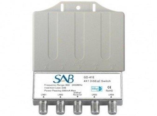 SAB Disqec switch 4in1