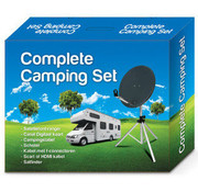 Amiko Compleet HD campingset met Amiko Micro HD SE