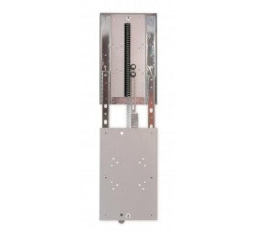 in hoogte verstelbare LCD beugel