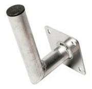 Blueqon Blueqon WML-A15 50mm (15cm) Aluminium L Muurbeugel