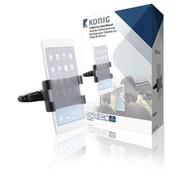 König Tablet Autohouder 360 ° Draai- en Kantelbaar 0.7 kg