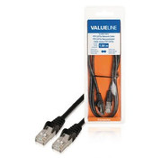 Valueline CAT5e FTP Netwerkkabel RJ45 1.0 m