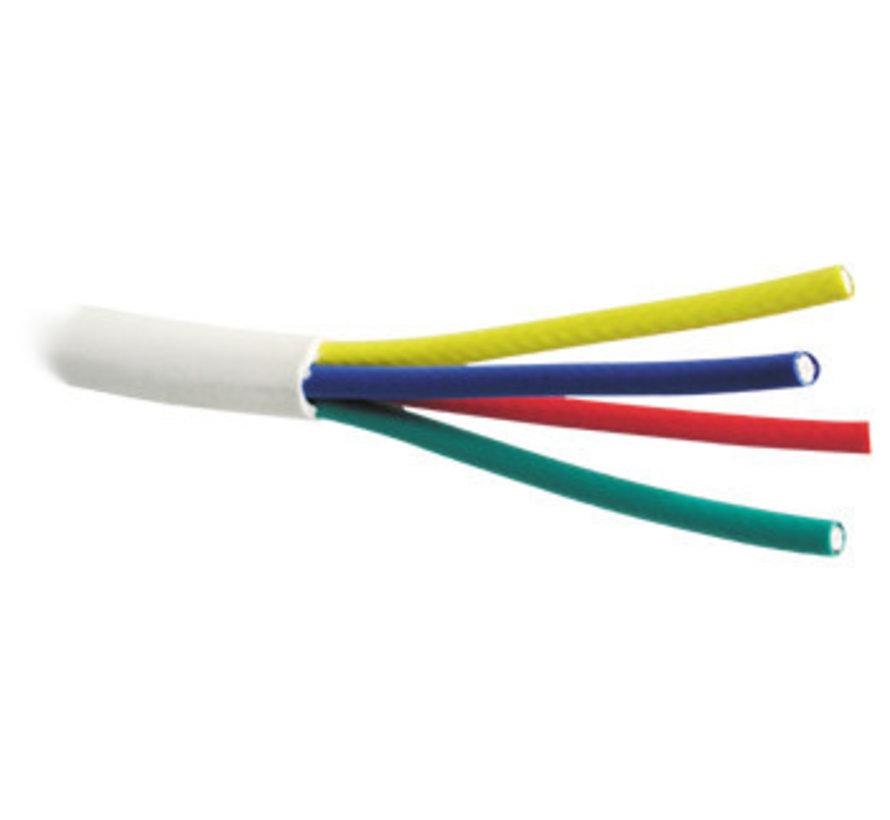 Coax kabel Quattro 100 meter
