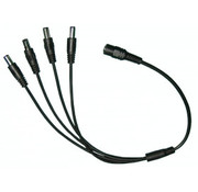 Splitter kabel 1to4 way voor DVR