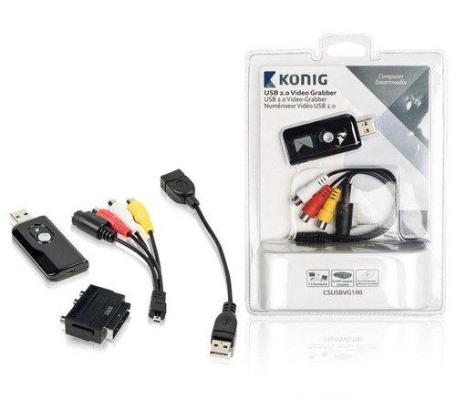 König König USB - Audio/Video Grabber