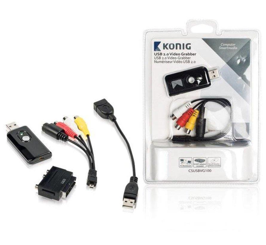 König USB - Audio/Video Grabber