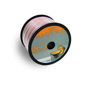 Luidspreker kabel 2x 1.5mm rol 100 meter