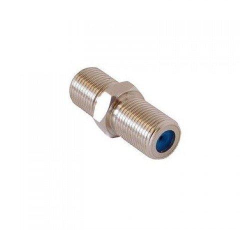 EMP EMP-Centauri F-connector koppelstuk female (schroefbaar)