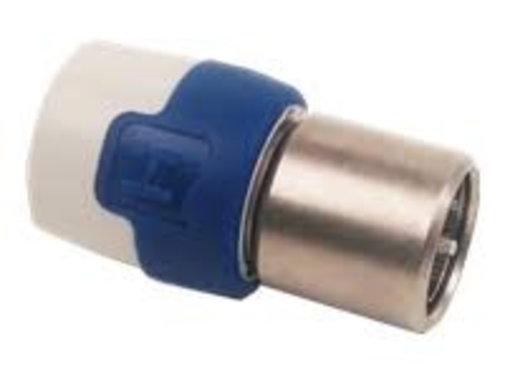 Hirschmann Hirschmann QFC5 Quick fix F-connector Push-on
