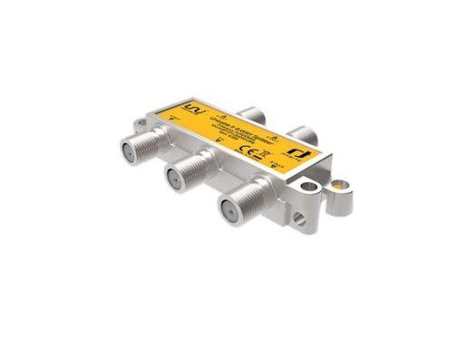 Inverto Inverto IDLU-USP101-OUO4O Unicable II 4-Weg Splitter 5- 2400