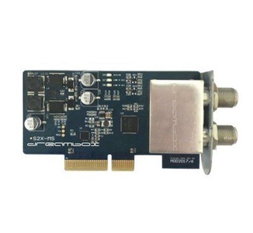 Dreambox Dreambox DVB-S2X MultiStream Dual Tuner
