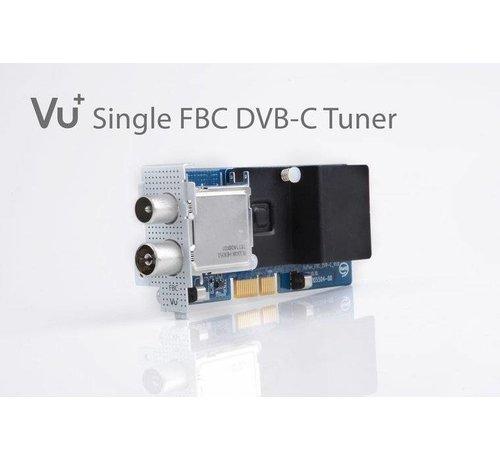 Vu+ VU+ DVB FBC Twin Tuner UNO 4K / ULTIMO 4K ( 8 DEMODULATOREN )