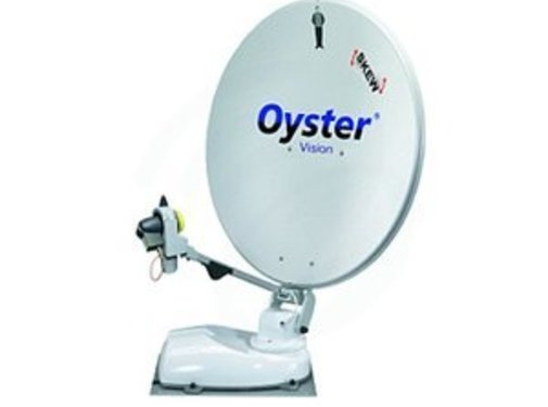 Oyster Oyster Vision III 65/85 cm AUTO SKEW Single/Twin volautomaat