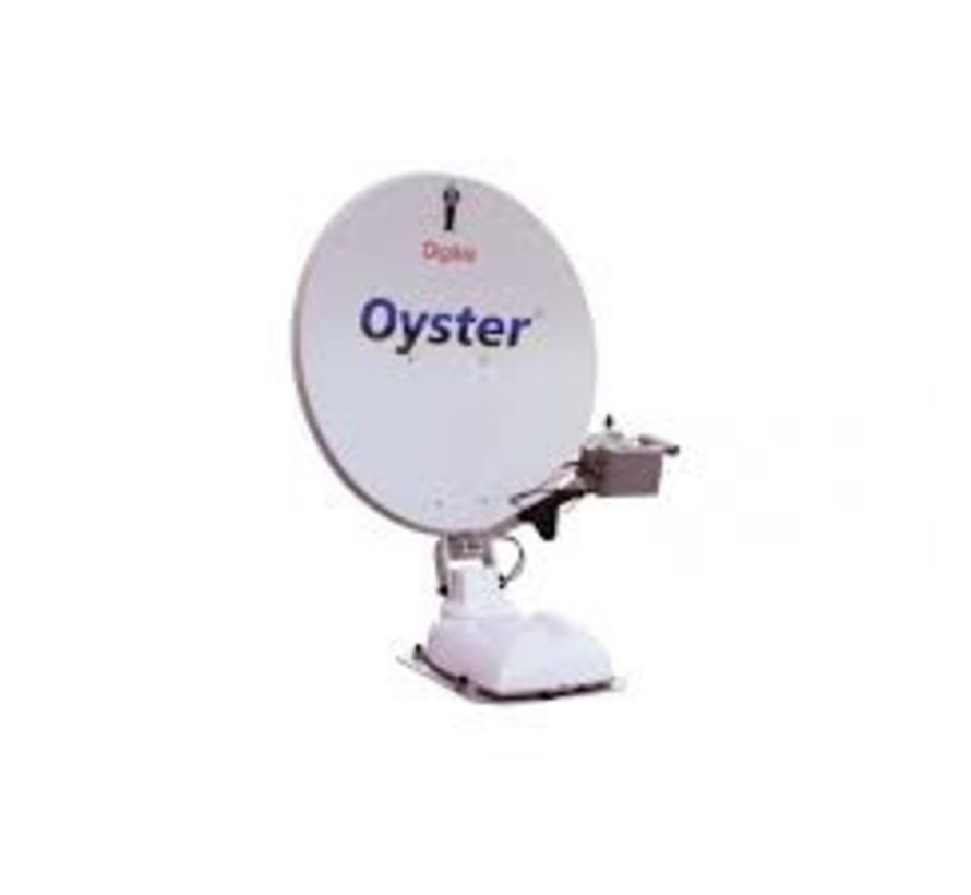 Oyster Vision III 65/85 cm AUTO SKEW Single/Twin volautomaat