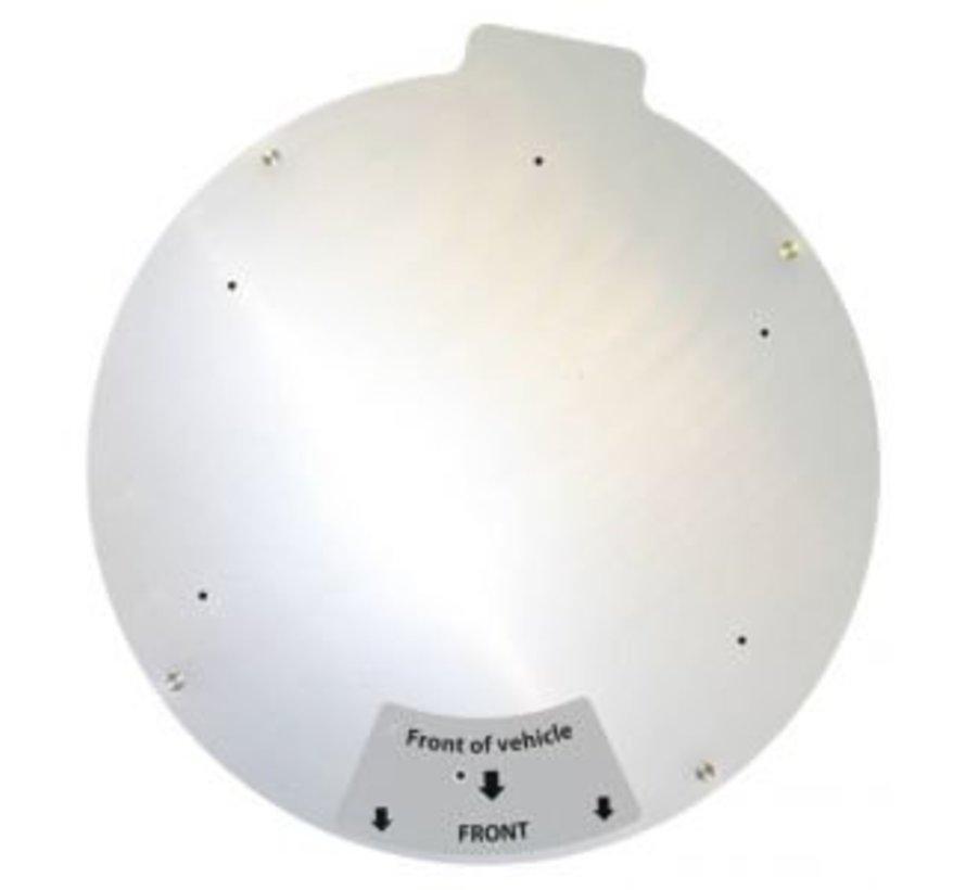 Xsarius Apollo 65 cm / 85 cm losse bevestigingsplaat