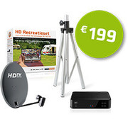 HD Recreatie pakket