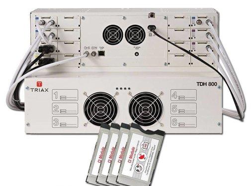 Triax Triax TDH CanalDigitaal Basis DVB-C headend pakket Astra 3