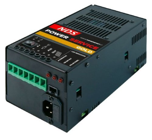 NDS GOLD 40-M Pwr.Serv.Gold Acculader 12V-40Ah (dyn/zp/220)