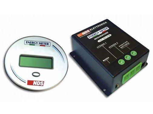 NDS NDS ENERGYMETER Draadloos Energiemeter EM12-100