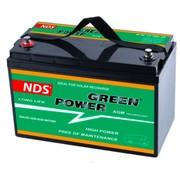 NDS NDS GP 100 Service Accu AGM 12V 100Ah 330 * 171 * 220h