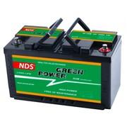 NDS NDS GP 100B Service Accu AGM 12V 100Ah 353 *175*190h Ducato