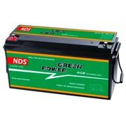 NDS NDS GREENPOWER Service Accu AGM 12V 150Ah