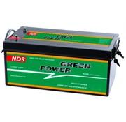 NDS NDS GREENPOWER Service Accu AGM 12V 250Ah
