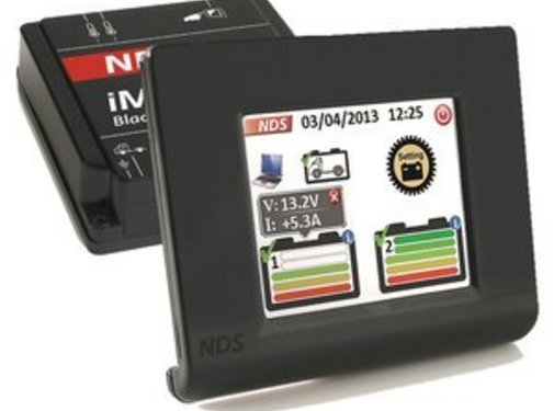 NDS NDS iMANAGER met touchscreen (wireless data) IM12-150w