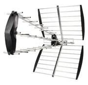 DVB-T/T2 Buitenantenne 15 dB UHF
