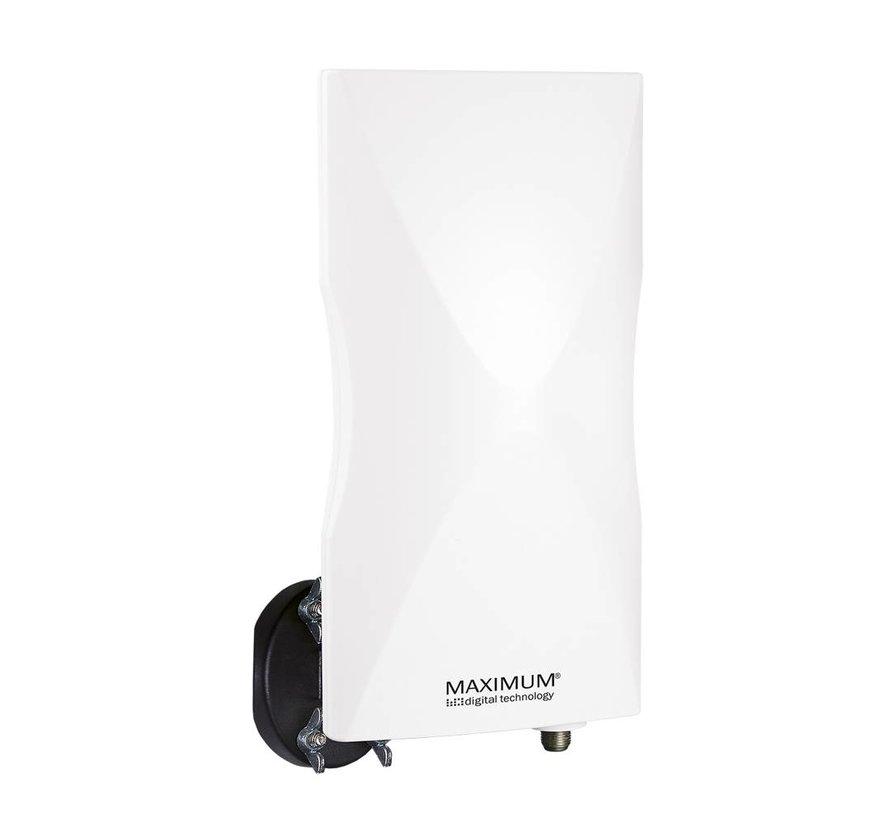 Maximum DA6100 LTE 4G ready DVB-T(2) DAB+ outdoor 20dB