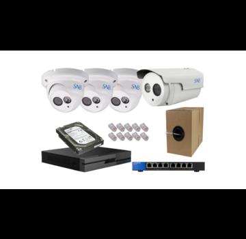 SAB SAB 4 Cameras set