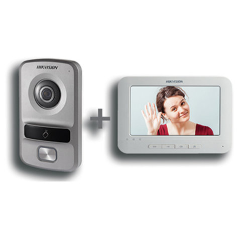hikvision Hikvision Intercom Kit 1