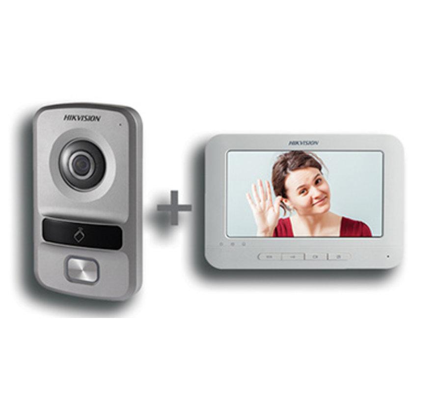 Hikvision Intercom Kit 1