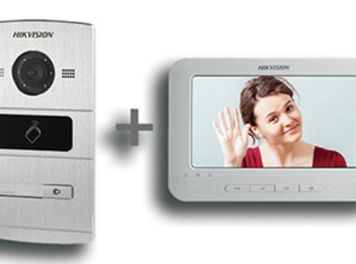 hikvision Hikvision Intercom Kit 2