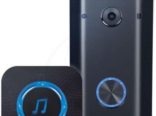 Amiko Amiko Smart HD Camera WiFi Deurbel Inclusief Chime (deurbelgong) en 16GB MicroSD