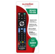 Superior Universeel afstandsbediening voor alle Sony Smart Tvs