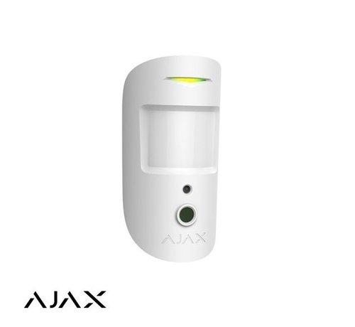 Ajax  Ajax Alarmsysteem MotionCam wit