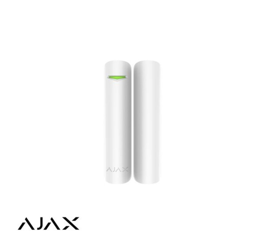 AJAX DoorProtect Plus Magneetcontact met hellings- en trilsensor