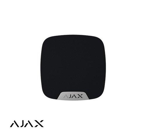 Ajax Ajax HomeSiren, zwart, draadloze binnensirene