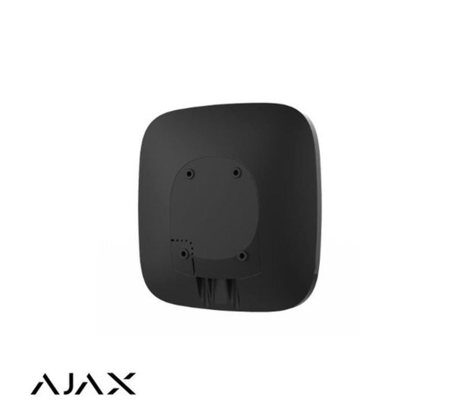 Ajax Hub 2 zwart met 2x GSM en LAN communicatie