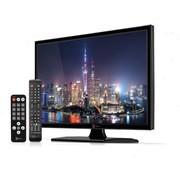 telesystems Telesystems LED09 24INCH met DVD DVB-T2/S2 HEVC DVB-T2/S2 HEVC 12v