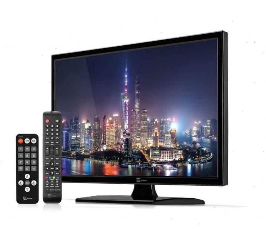 Telesystems LED09 met DVD DVB-T2/S2 HEVC DVB-T2/S2 HEVC 12v