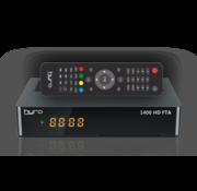 Hyro Hyro 1400 HD FTA satelliet ontvanger