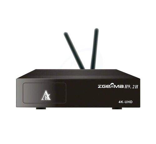 Zgemma Zgemma H9.2H Combo 4K UHD