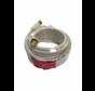 5 meter coax kabel met 2 f-connector stekkers