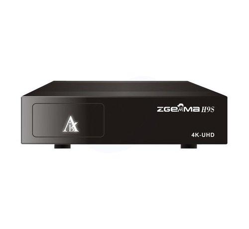 Zgemma Zgemma H9S V2 WiFi - 4K UHD HEVC SAT