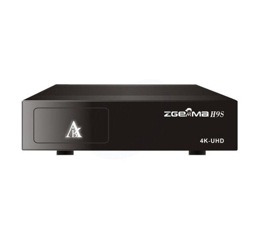 Zgemma H9S V2 WiFi - 4K UHD HEVC SAT