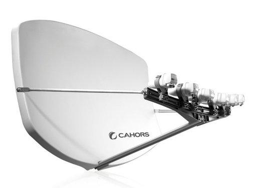 Cahors Cahors BIG BISAT 4 Wit SMC Multifocus 91x70cm
